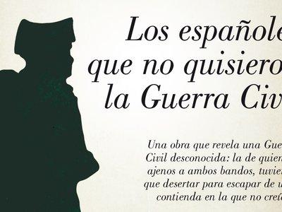 Pedro Corral cuenta la historia de los desertores de la Guerra Civil en su última obra