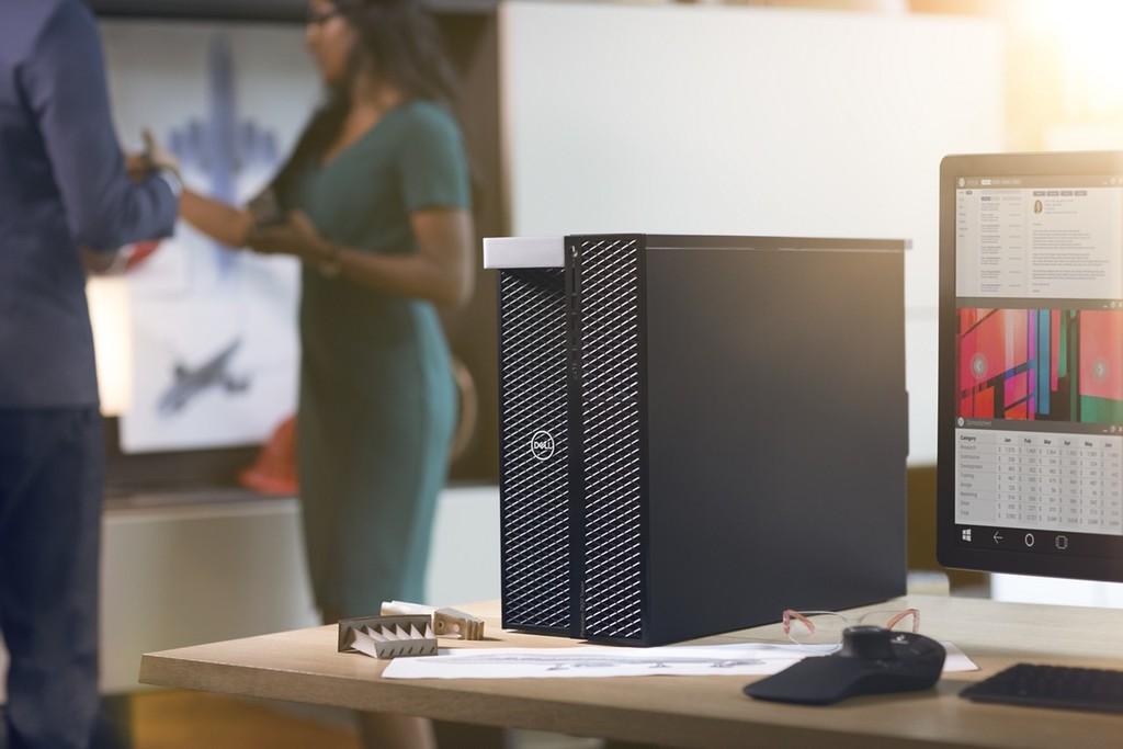 Dos Intel Xeon, 3 NVIDIA Quadro RTX, 3 TB de RAM y 120 TB HDD: de este modo aire las mas recientes y bestiales estaciones de labor de Dell