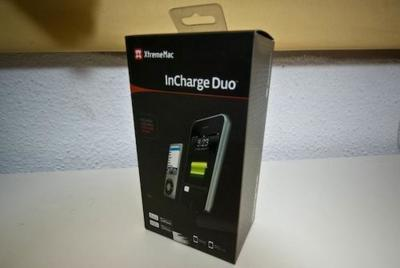 Probamos el dock InCharge Duo de XtremeMac