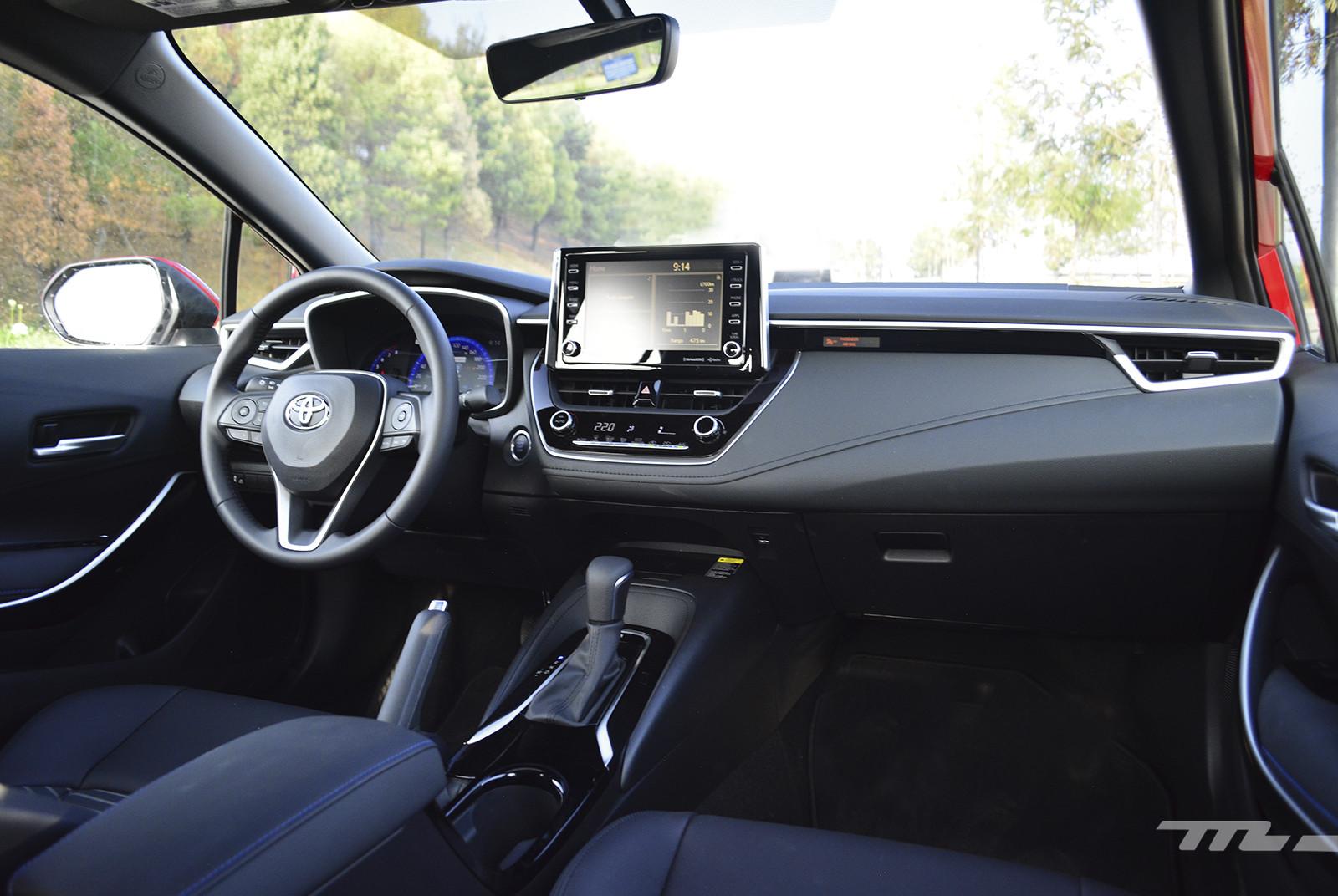 Foto de Toyota Corolla 2020 (prueba) (16/22)