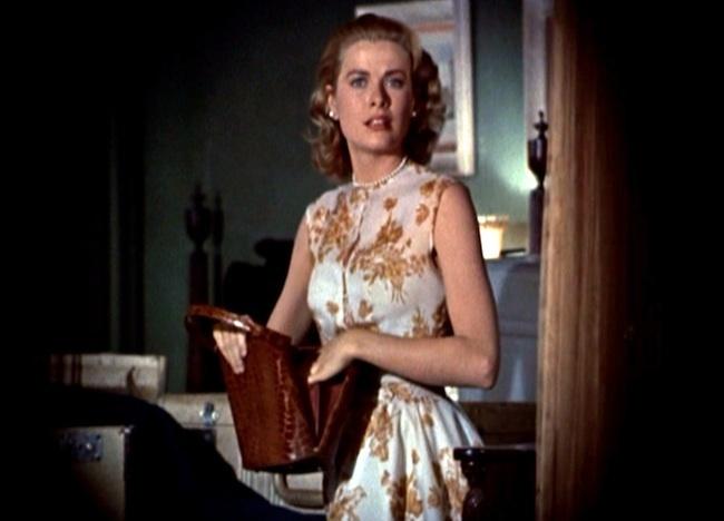 Grace Kelly, una de las rubias favoritas de Alfred Hitchcock