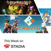 Monster Boy and the Cursed Kingdom y Crayta entre los nuevos juegos que se unirán a Stadia Pro en julio