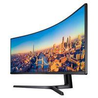 Samsung apuesta por la llamativa resolución 32:9 y una gran diagonal en su monitor Samsung CJ89