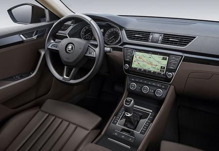 El nuevo Škoda Superb, ahora por dentro