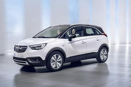 El Opel Crossland X deja atrás al Meriva y marca una nueva era SUV en Opel