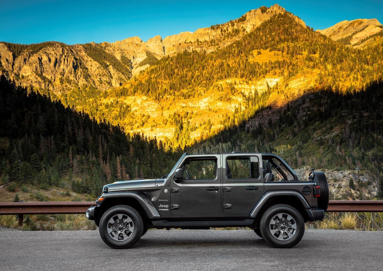 Foto de Jeep Wrangler Mild-Hybrid 2020 (4/18)