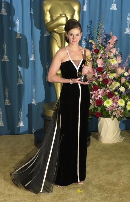 Julia Roberts Oscar 2000