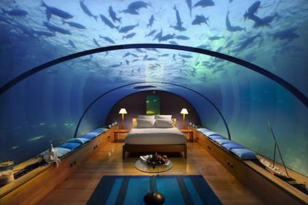 Conrad Maldives Under Water