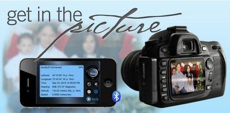 BlueSLR, geolocalización por bluetooth para las cámaras Nikon