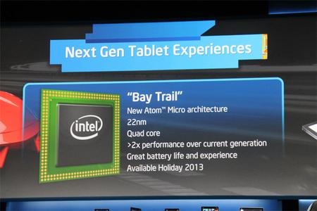Intel Atom recibe su renovación presentando su primer modelo de cuatro núcleos