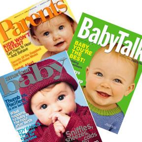 Regalo de suscripciones a revistas durante el embarazo, ¿gratuitas?
