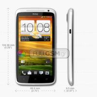 HTC One X, todas las especificaciones filtradas junto a nuevas imágenes