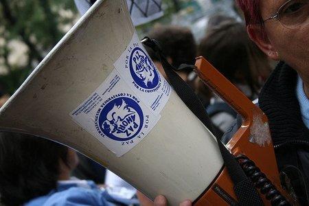 Desahucios y ONGs