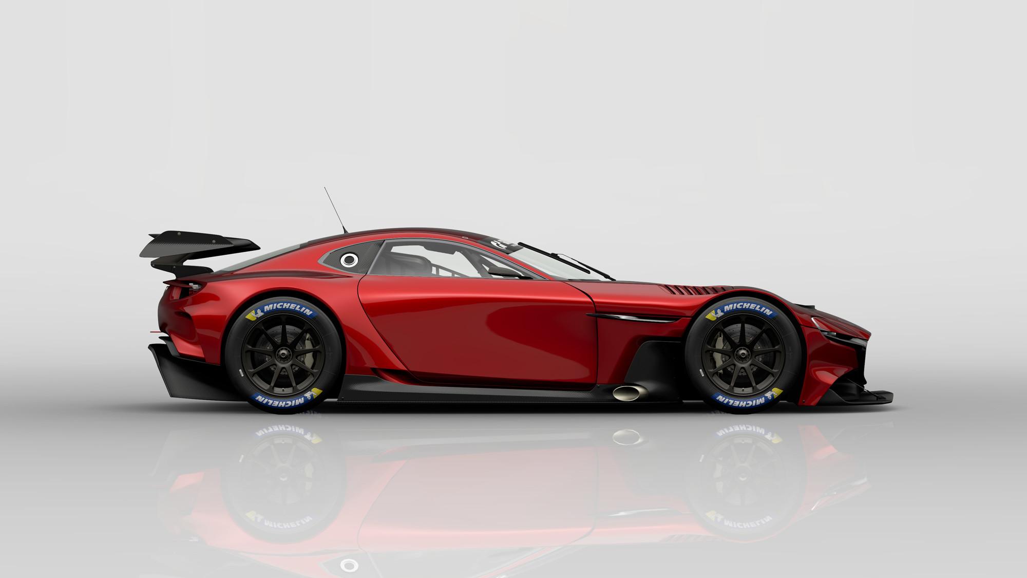 Foto de Mazda RX-Vision GT3 (6/24)