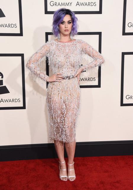 Katy Perry Zuhair Murad Grammy 2015