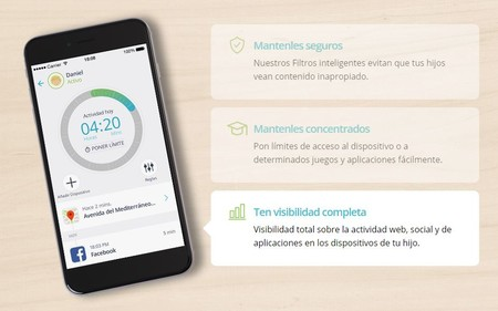 Apps Control Parental Qustodio