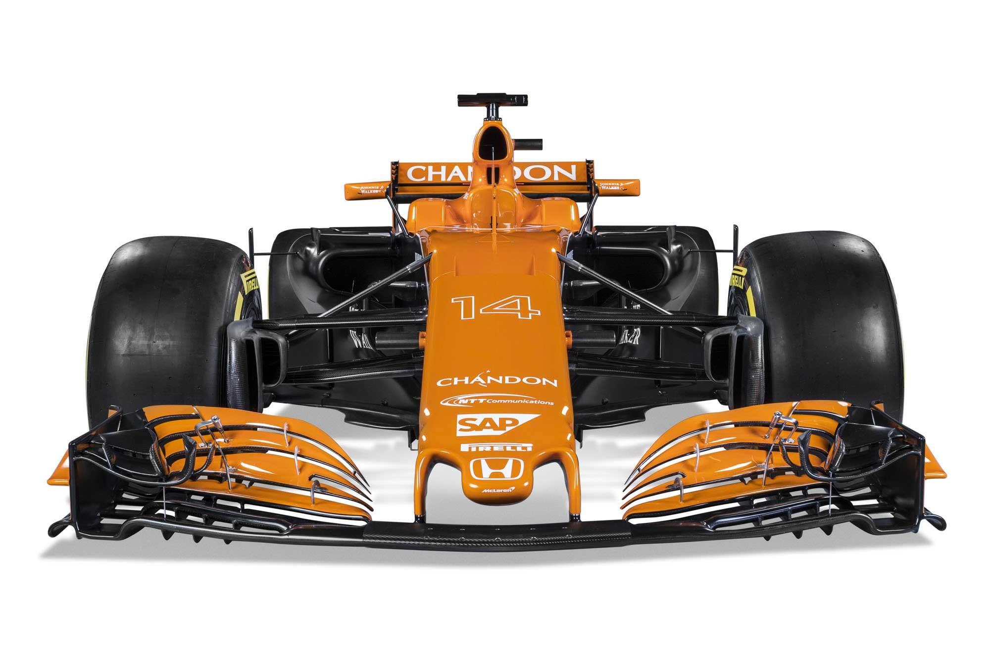 Foto de McLaren MCL32 (3/4)