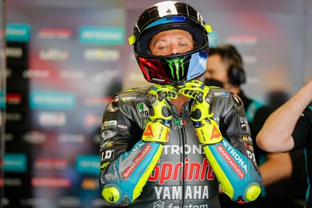 Rossi Cataluna Motogp 2021