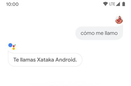 Cómo cambiar el nombre con el que el Asistente de Google se dirige a ti