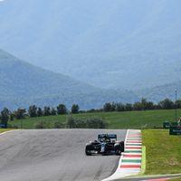 Valtteri Bottas bate a Lewis Hamilton en el estreno de la Fórmula 1 en Mugello
