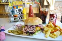 Zombie Bar Guilty Burguers: el mejor lugar de Madrid para saltarse la dieta