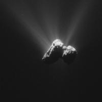 Las 15 mejores fotos de la sonda Rosetta el día de su despedida