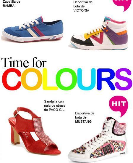 ¿Te apuntas al color este verano?