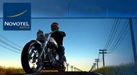 Novotel facilitando los viajes a los motoristas