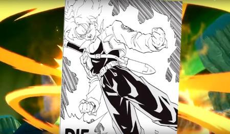 Dragon Ball FighterZ: todas las referencias al manga y al anime del tráiler de Trunks  aquí y ahora