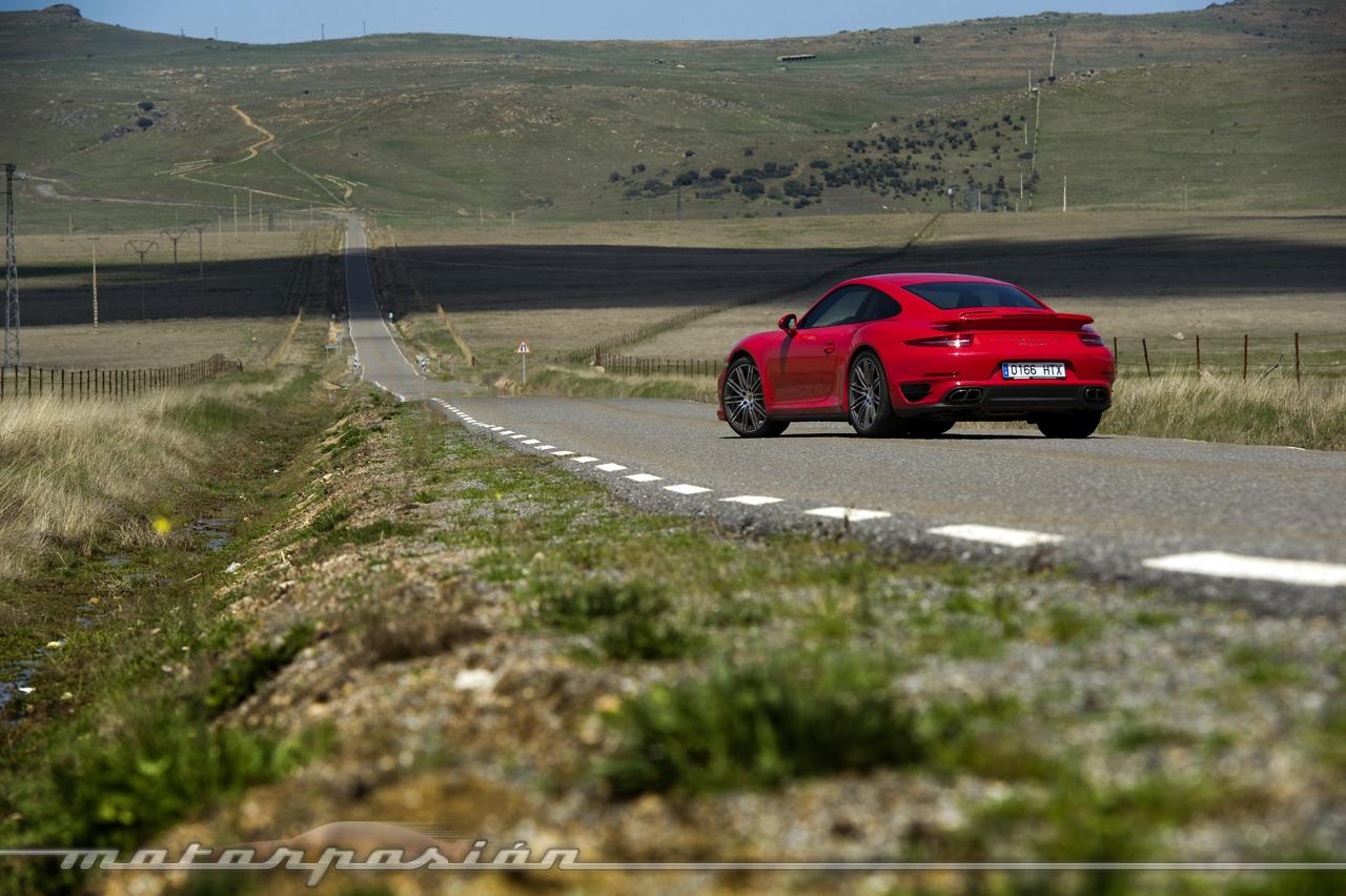 Foto de Porsche 911 Turbo (prueba) (8/33)