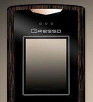Gresso también fabricará móviles exclusivos