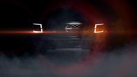 La nueva Nissan Titan se asoma antes de su debut oficial