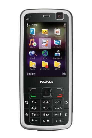 3GSM: Nokia N77