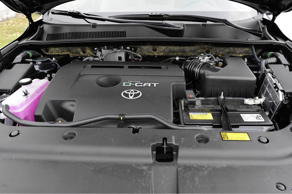 Foto de Toyota RAV4 (30/62)
