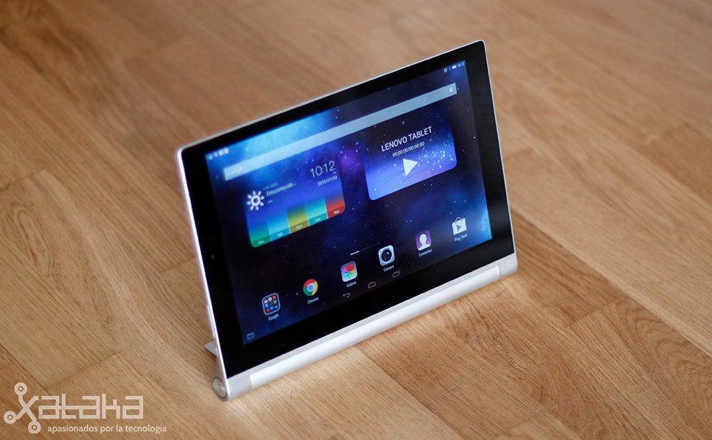 Foto de Lenovo Yoga Tablet 2 (17/20)