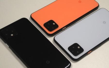 Pixel 4 y Pixel 4 XL