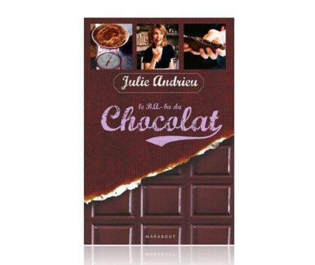 Libro Chocolate, de Julie Andrieu