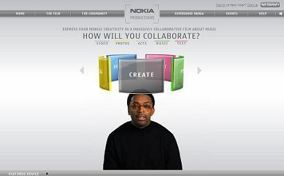 Spike Lee y el proyecto Nokia Productions