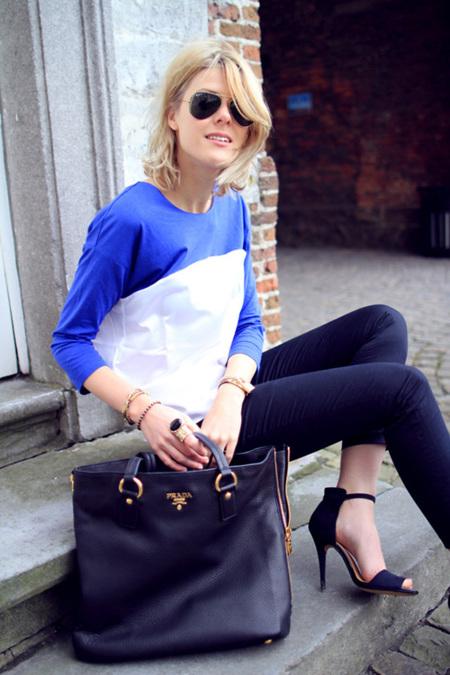 Moda en la calle: por un día sin excesos