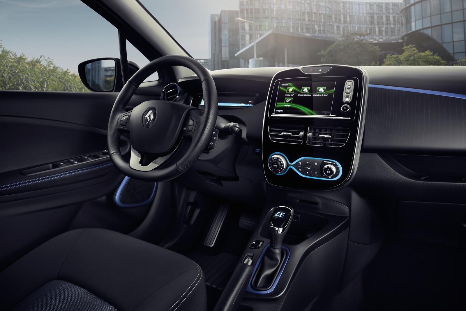 Foto de Renault ZOE ZE 40 (13/21)