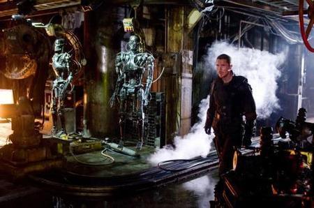 'Terminator Salvation', imaginación bajo mínimos