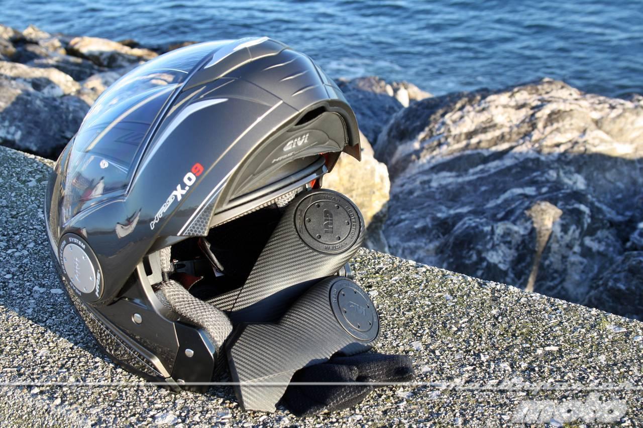 Foto de GIVI X.09, prueba del casco modular convertible a jet (34/38)