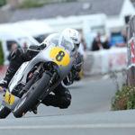 La locura de Danny Webb, entre Moto3 y la Isla de Man