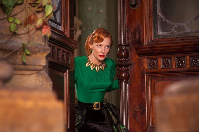 Cate Blanchett es la madrastra de 'Cenicienta'