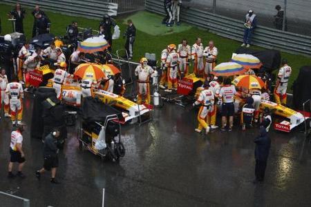 Fernando Alonso reconoce la necesidad de puntuar en China