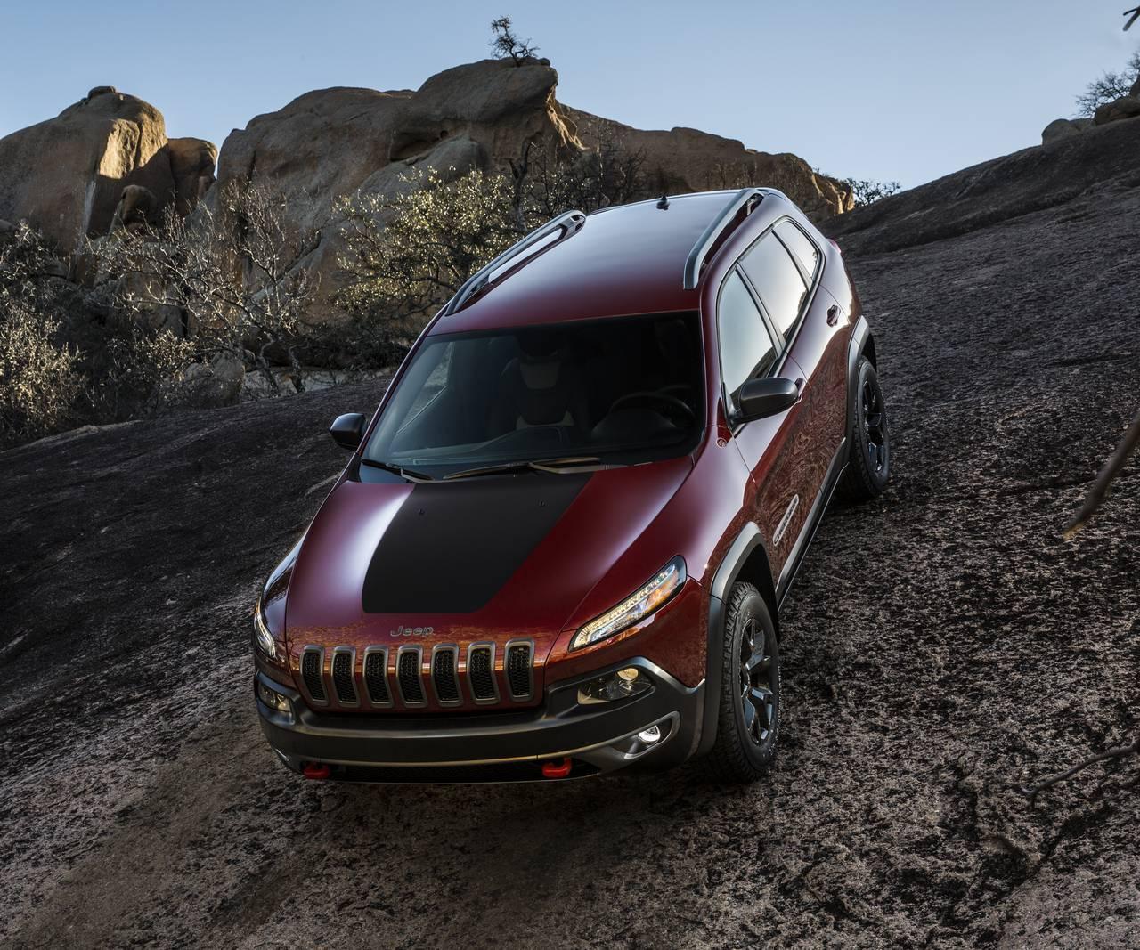 Foto de Jeep Cherokee 2014 (23/28)