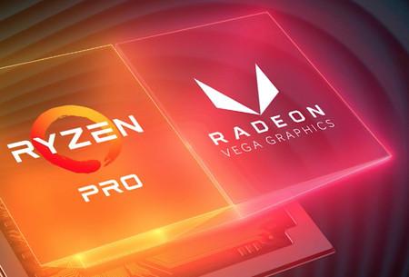 AMD da batalla a Intel en los portátiles: más potencia, eficiencia y seguridad para los Ryzen PRO y Athlon PRO de 2ª generación