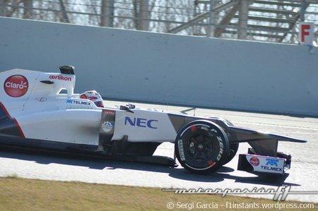 """Kamui Kobayashi: """"Somos más débiles en clasificación pero más fuertes en carrera"""""""