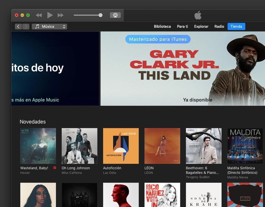 Los ingresos por descargas de musica en iTunes han bajado tanto que ya son menores que los de los formatos físicos