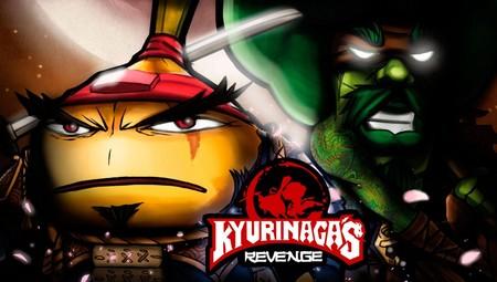 Análisis de Kyurinaga's Revenge, las verduras ninja vuelven de la mano de los españoles Recotechnology